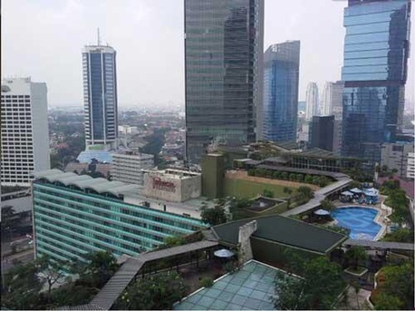 USD 5000 / month – 3 BR – For Rent Kempinski Apartment – 3BR ( Indonesia )